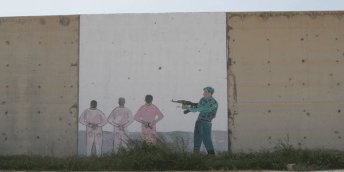  Drawing of executions at Abu Salim prison in June 1996 Source amnestyorg   MR Online