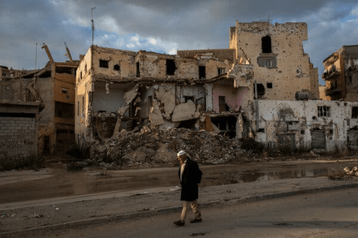   Benghazi in 2020 The city has been devastated like many others in Libya by years of conflict Source nytimescom   MR Online