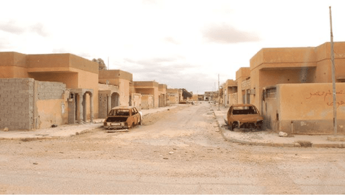   Misrata a Qaddafi stronghold was left a ghosttown after USbacked rebels carried out an ethniccleansing operation Source bbccom   MR Online