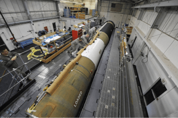 | Aging Minuteman III missile Source breakingdefensecom | MR Online