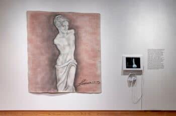 Lorenza Böttner, untitled, 1985. Pastel on paper. Photo: Toni Hafkenscheid. Courtesy of the Art Museum at the University of Toronto.
