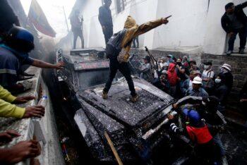 The Uprising in #Ecuador: Inside the Quito Commune (Crimethink)