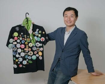 | Zhang Boju poses for a photo at his office in Beijing March 2 2021 Shi YangkunSixth Tone | MR Online