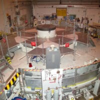 The Advanced Test Reactor has been testing fuels and materials for the nuclear Navy, government and commercial industry since 1967. It also produces valuable medical and industrial isotopes.