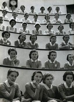 | Alfred Eisenstaedt USA Student Nurses at Roosevelt Hospital 1938 | MR Online