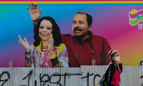| President Daniel Ortega | MR Online
