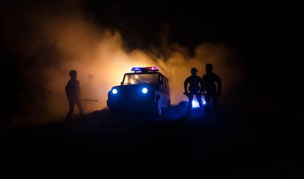 Anti-protest Police