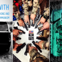"""""""Wipe out China!"""" US-funded Uyghur activists train as gun-toting foot soldiers for empire"""