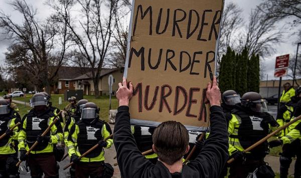 Murder of Daunte Wright Ruined Derek Chauvin Show Trial