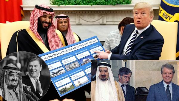 The Imperialist Origins of Saudi Arabia