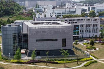 | © AP PHOTO HECTOR RETAMAL FILES This file photo taken on April 17 2020 shows an aerial view of the P4 laboratory at the Wuhan Institute of Virology in Wuhan in Chinas central Hubei province | MR Online