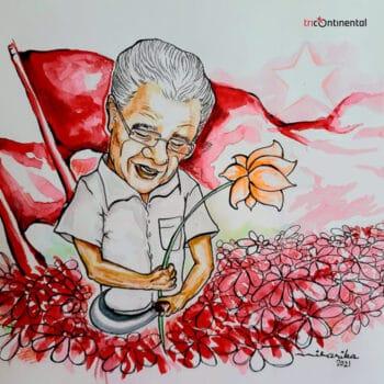 | Niharika Ram Kerala Plucking the Saffron 2021 | MR Online