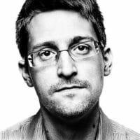 Edward Snowden (Photo: Antonio Marín Segovia)