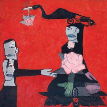 Dang Xuan Hoa (Vietnam), The Red Family, 2008