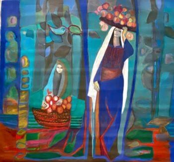   Juhaina Habibi Kandalaft Palestine Jaffa 2015   MR Online