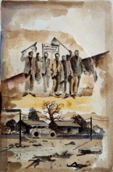 | Philani E Mhlungu South Africa Paris Commune 150 2021 | MR Online