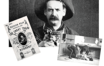 | The Great Train Robbery 1903 a short silent film was perhaps the first iconic Western | MR Online