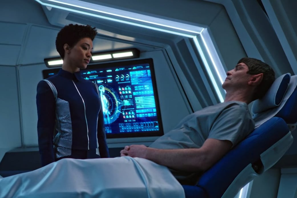 Is Michael Burnham a Mary Sue?