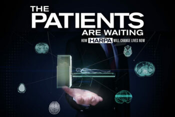 | Still from HARPAs video The Patients Are Waiting How HARPA Will Change Lives Now Source httpharpaorg | MR Online