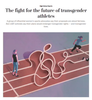 | A Washington Post sports feature 41521 explored what advocates called a sciencebased compromise between two extremes rightwing politicians seeking wholesale bans of transgender athletes and transgender activists who argue for full inclusion | MR Online