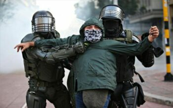 | The state has declared war on the youth determined to crush their rebellion with a fresh political genocide juvenicidio Photo EFE | MR Online