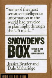 | Snowdens ToolBox Trust in the Age of Surveillance | MR Online
