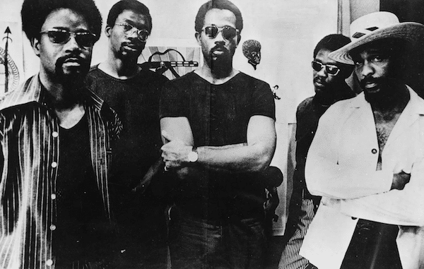 | Eldridge Cleaver with members of the Black Panther Party | MR Online