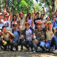 El Maizal commune celebrated its 11th birthday last year. Photo: Katarina Kozarek/Venezuela Analysis