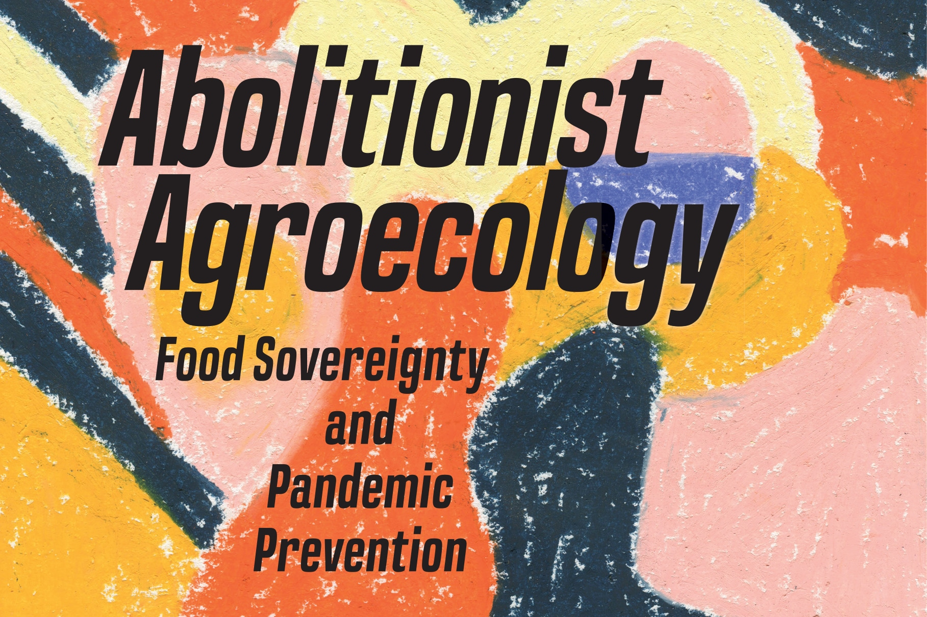 | Abolitionist agroecology food sovereignty and pandemic prevention by Maywa Montenegro de Wit | MR Online