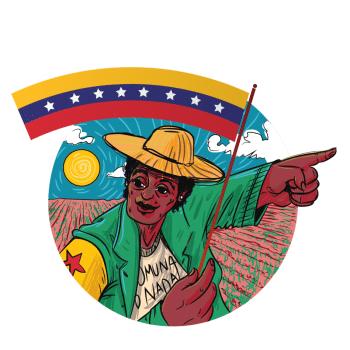| Daniel Duque Utopix Venezuela Comunas socialistas Socialist Communes 2021 | MR Online