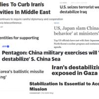 Stability: Media Codeword for 'Under U.S. Control'