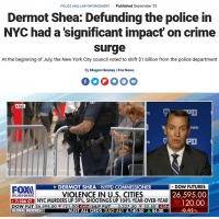 The Thin Blue Lies Behind Crime Wave Hype