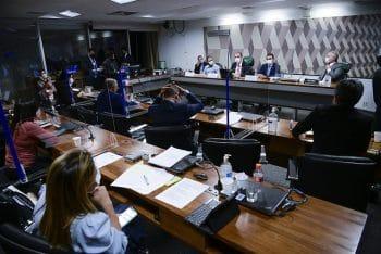 | The senate probe will continue to dig deeper into the vaccine deal between Brazil and Bharat Biotech Photo Pedro FrançaAgência Senado | MR Online