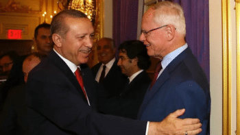| Top US diplomat James Jeffrey with Turkish President Recep Tayyip Erdogan | MR Online