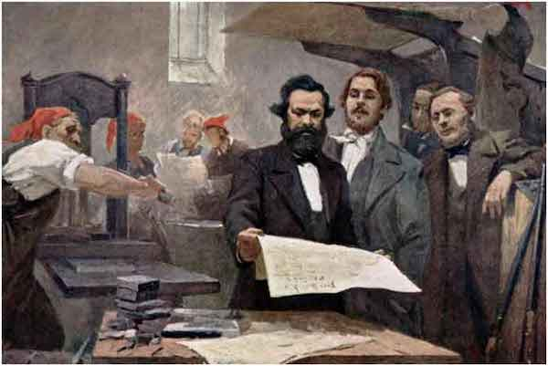 | Marx | MR Online