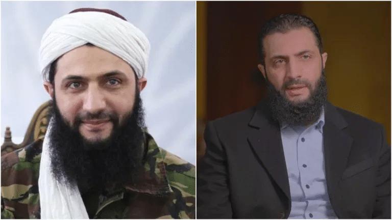 | Jabhat alNusra founder Mohammad alJolani before and after his image makeover | MR Online