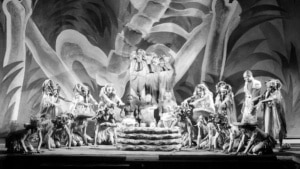 | Witches scene from Voodoo Macbeth Adapted by Orson Welles New York City 1936 Courtesy Library of Congress | MR Online