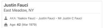   Justin Fauci   MR Online