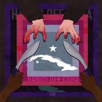   Lizzie Suarez US Hands Off Cuba   MR Online