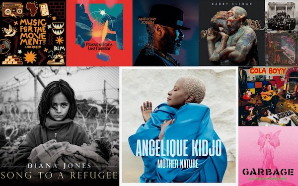 | 10 new albums that resist racists and fascists | MR Online