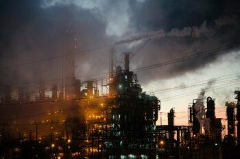 | A petrochemical refinery in Port Arthur Texas | MR Online