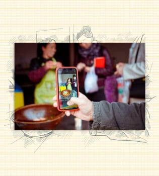 | Food vendor | MR Online