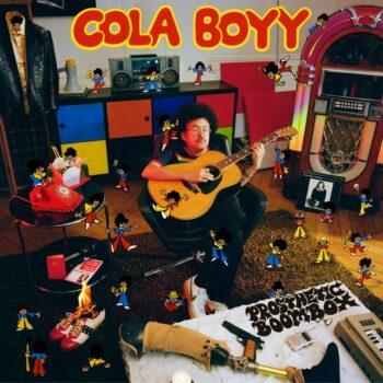 | COLA BOYY PROSTHETIC BOOMBOX | MR Online