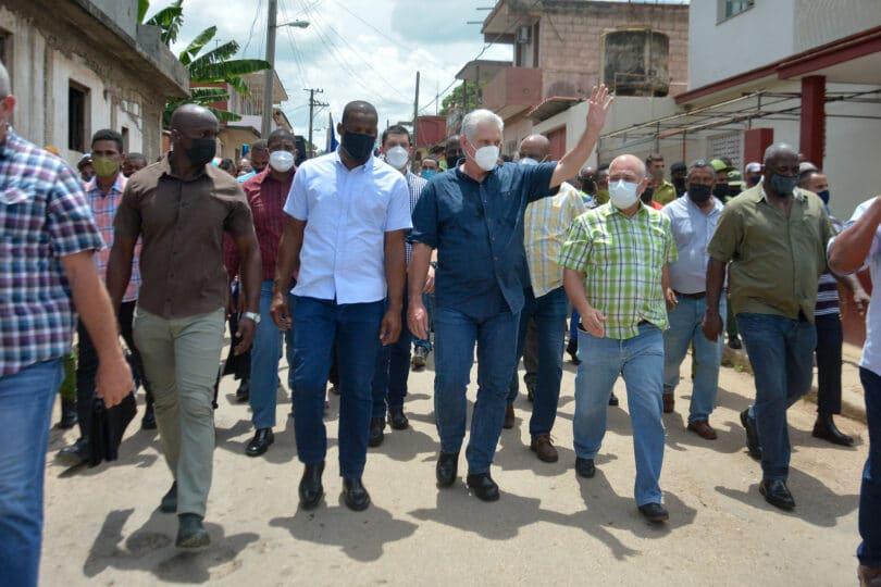 | Cuban President Miguel DíazCanel | MR Online