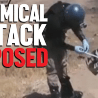 Chemical attack exposed