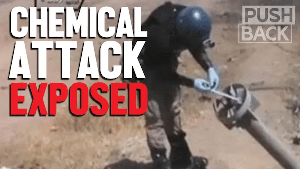 | Chemical attack exposed | MR Online