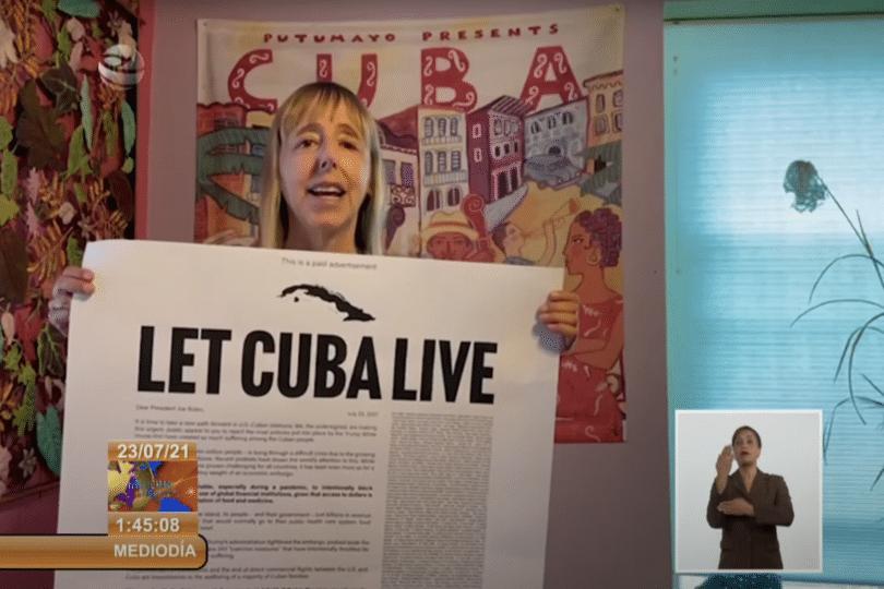   Let Cuba Live   MR Online
