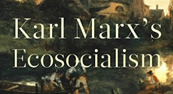 | Kohei Saito Karl Marxs Ecosocialism | MR Online