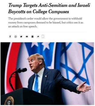 | Trump NYT | MR Online