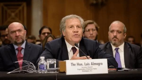 | OAS secretary general Luis Almagro | MR Online